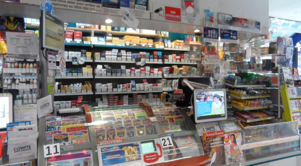 Bureau de tabac rue roosevelt yutz a m diffusion mobilier tabac