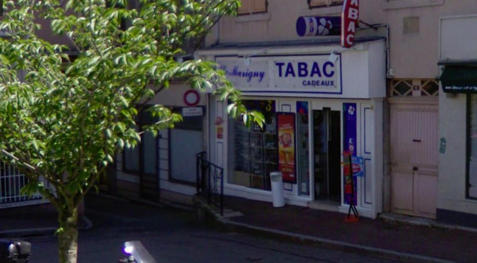 Bureau de tabac presse le marigny pretup
