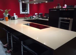 Création d'un showroom cuisine - Comparelend