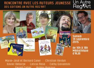EDITION UN AUTRE REG'ART - Activité d'édition et de diffusion de livres - Comparelend