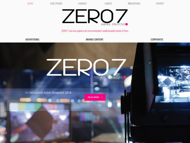 Zero7 Production - Agence de Production Audiovisuelle