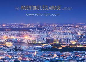 Rent Light - Eclairage urbain nouvelle génération - Comparelend