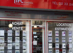 Agences immobilières - Cabinet Delahoulle - Travaux d'aménagements